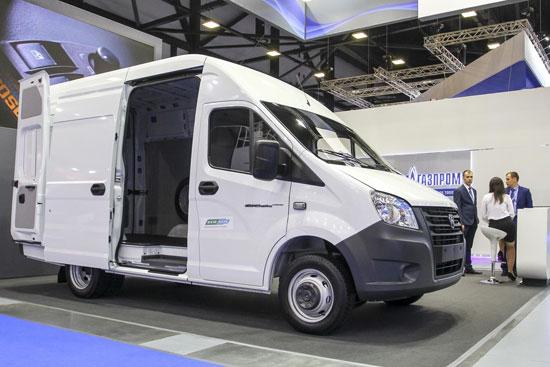 Новая модификация — «ГАЗель NEXT» с модернизированным двигателем EvoTech 3.0 CNG