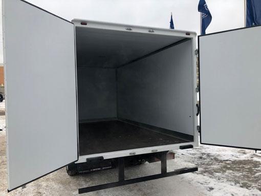Выдали клиенту ГАЗ 3302 Еврофургон